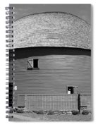 Route 66 - Round Barn Spiral Notebook