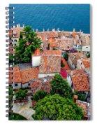 Rovinj - Croatia Spiral Notebook
