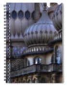 Royal Pavilion Brighton Spiral Notebook
