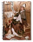 Saint Augustine (354-430) Spiral Notebook