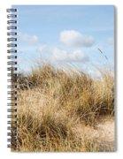 Sand Dune Spiral Notebook