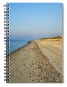 Sandy Neck Beach Spiral Notebook