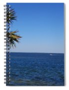 Sarasota Bay Spiral Notebook
