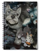 Schnauzers Spiral Notebook
