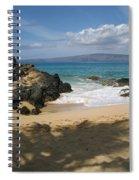 Secret Cove Spiral Notebook