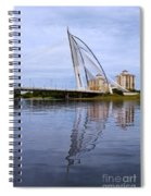 Seri Wawasan Bridge Spiral Notebook