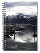 Seward Harbor Spiral Notebook