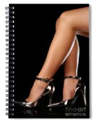 Sexy Shoes Spiral Notebook