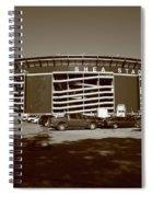 Shea Stadium - New York Mets Spiral Notebook