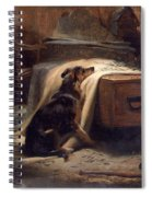 Shepherds Chief Mourner Spiral Notebook