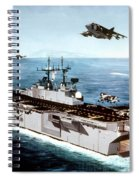Ship Spiral Notebook