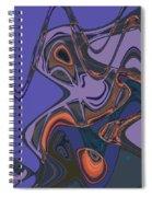 Shirley Maclaine's Grasshopper Phase Spiral Notebook