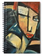Simone Spiral Notebook
