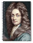 Sir Christopher Wren, Architect Spiral Notebook
