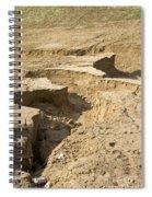 Soil Erosion Spiral Notebook