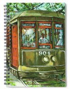 St. Charles No. 904 Spiral Notebook