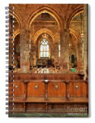 St Giles' Cathedral, Edinburgh Spiral Notebook