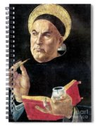 St. Thomas Aquinas Spiral Notebook