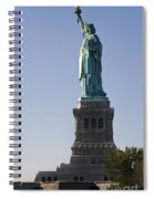 Statue Of Liberty. Spiral Notebook