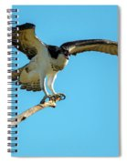 Stay Away Spiral Notebook