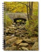 Stone Bridge 6063 Spiral Notebook