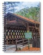 Stone Mountain Park In Atlanta Georgia Spiral Notebook
