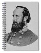 Stonewall Jackson Spiral Notebook