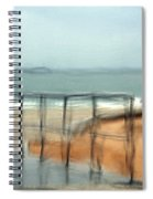Stormy Seas  Spiral Notebook