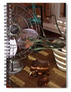 Suburban Safari Spiral Notebook