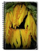 Sunflower 1134 Spiral Notebook