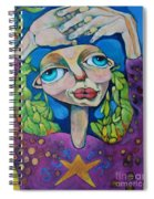Superstar Spiral Notebook