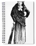 Susan B. Anthony (1820-1906) Spiral Notebook