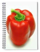 Sweet Pepper Spiral Notebook