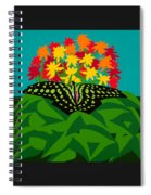 Tailed Jay Spiral Notebook