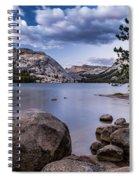 Tenaya Lake Spiral Notebook