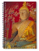 Thailand, Ayathaya Spiral Notebook
