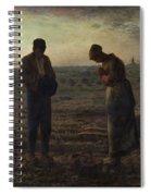 The Angelus Spiral Notebook