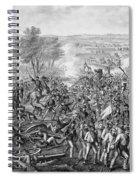 The Battle Of Gettysburg Spiral Notebook