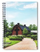 The Billy Graham Library Spiral Notebook
