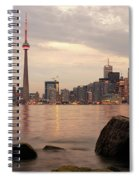 The City Of Toronto Spiral Notebook