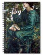 The Day Dream Spiral Notebook