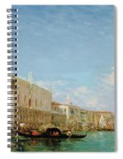 The Dock Of Slaves Spiral Notebook
