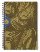 The Eternal Father  Spiral Notebook