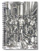 The Flagellation Spiral Notebook