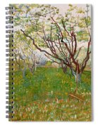 The Flowering Orchard Spiral Notebook