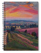 The Icknield Way Spiral Notebook