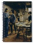 The Mealtime Prayer Spiral Notebook