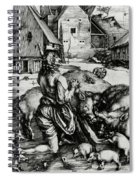 The Prodigal Son Spiral Notebook