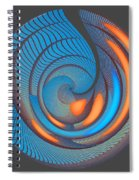 The Seventh Opinion Top View Spiral Notebook