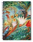 The Spring Morning Spiral Notebook